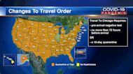 Chicago changes emergency travel order to 2-tier system