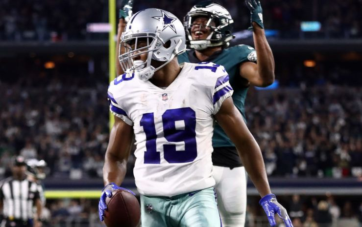 Cowboys Announce Official Update On WR Amari Cooper