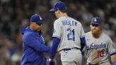 Dodgers Dugout: Walker Buehler and Julio Urías suddenly become an issue