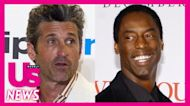 'Grey's' Writers Detail Patrick Dempsey and Isaiah Washington's Fight