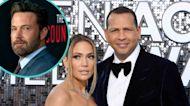 Did Alex Rodriguez Throw Shade At Jennifer Lopez & Ben Affleck?