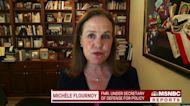 Michèle Flournoy on Afghanistan, pipeline shutdown, U.S. security infrastructure