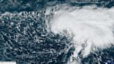 Tropical Storm Epsilon forms, as Atlantic nears record for busiest hurricane season