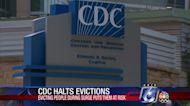 CDC authorizes new eviction moratorium