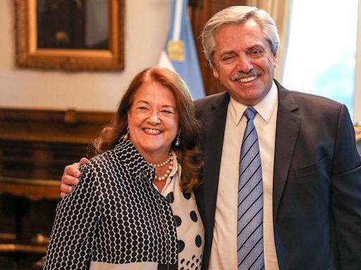 """Alicia Castro analizó la derrota del Gobierno en las PASO: """"La ciudadanía reclama una Reforma Judicial"""""""