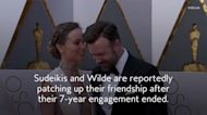 Olivia Wilde and Jason Sudeikis Are Reportedly Working to Rebuild Their Friendship