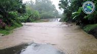 Flooding from Hurricane Eta Hits Guanacaste, Costa Rica