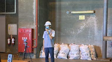 苗栗縣紙錢集中燃燒12年成長近20倍 今年全年受理進廠