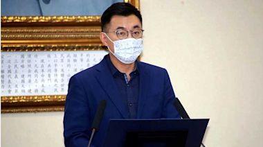 江啟臣宣布國民黨暫停公投宣講 呼籲蔡總統才要趕快收心