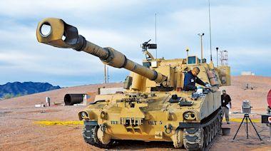 拜登政府將售我M109A6自走砲 邱國正:尚未接獲美方正式通知 | 蘋果新聞網 | 蘋果日報