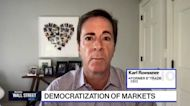 Retail Participation In Markets Is Here To Stay: Roessner