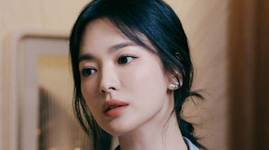 韓國女藝人宋慧喬最新代言宣傳照曝光