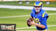 Mike Vick talks Jared Goff trade to Lions: 'He did more good than bad' on the Rams | FIRST THINGS FIRST