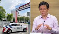 We shouldn't turn Singapore schools into 'fortresses': Chan Chun Sing