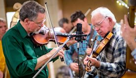 Musicians Explore Innovation During New Age 'Wild West'