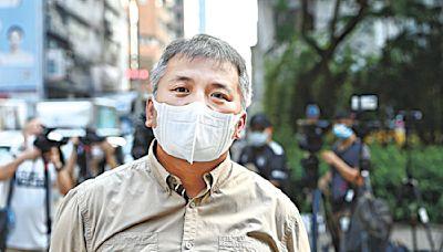 陳朗昇:高官要記協自證清白很無理 捍衛新聞自由 不設解散底線