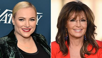 Meghan McCain Has 'More Compassion' for Sarah Palin 'Than Ever' — and Remembers 'Weird' Call with the Trumps