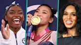 Suni Lee Gets Love From Simone Biles, Kerry Washington & More After Winning Olympic All-Around Gold