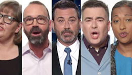 Jimmy Kimmel Gets Real Scientists To Spell Out Exactly How 'F**ked' You Are