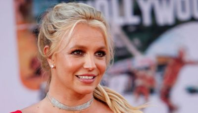 Britney Spears Posted & Deleted This Racy Instagram Photo 3 Times — & Fans Have Theories
