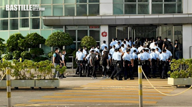壹傳媒工會譴責警侵犯新聞自由 將盡力維持報紙如常出版 | 社會事