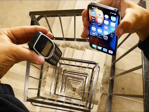 從20樓高摔iPhone 13!驚人結果曝