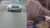 客貨車吐露港公路切線爬頭 25歲男司機涉危駕被捕 | 社會事