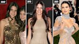 Inside Kendall Jenner's face and body transformation