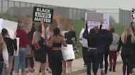 Colorado students protest after controversial photo appears to show George Floyd death reenactment