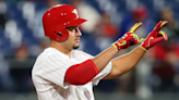 Former Phillies outfielder Dylan Cozens leaving baseball to pursue NFL career