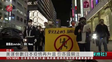日本疫情若擴大 日媒:東京奧運恐停辦