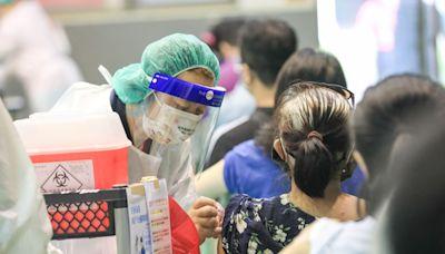 第12期1階55歲以上莫德納第二劑 中市免預約到快打站接種