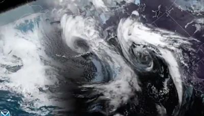 Parched Northern California Prepares For Mammoth 'Atmospheric River'