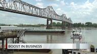 Memphis bridge closure creates business boom for Mississippi Delta towns