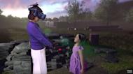 透過VR重逢!癌逝女安慰傷痛母親 惹哭百萬網友