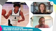 Sports rookie trading cards are selling for millions, expert explains how to cash in