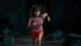 Dora and the Lost City of Gold' Teaser VS. The Cartoon