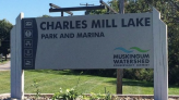2 anglers rescued from being pulled into dam at Charles Mill Lake