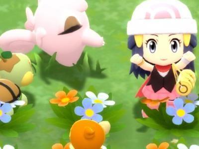 Los HM no serán un dolor de cabeza en Pokémon Brilliant Diamond & Shining Pearl