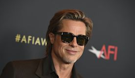 From Pitt to DiCaprio, stars turn out for AFI Awards