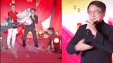一首歌要價2千萬 成龍商演遭觀眾「獻花、吹口哨」調戲