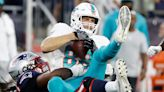 Miami Dolphins' Mike Gesicki after 3 target, 0 catch game: 'We got a win.'