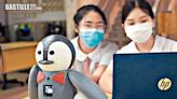 學生發明企鵝機械人 推動環保兼顧防疫 | 社會事