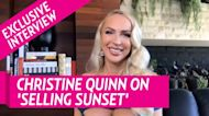 Selling Sunset's Mary Hits Back at Christine's 'Lie' Over Pregnancy Post