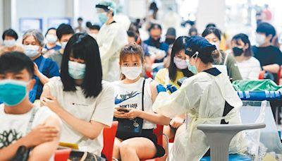 日本再贈50萬劑AZ 加速第2劑施打