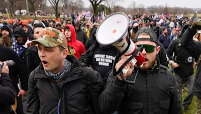 Proud Boys saw wave of contributions from Chinese diaspora before Capitol attack