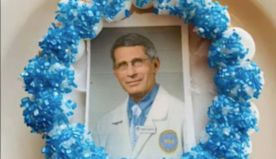 New York Bakery Honors Anthony Fauci With His Very Own Doughnut