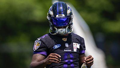 Ravens quarterback Lamar Jackson tests positive for COVID-19