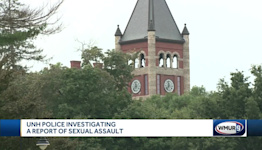 UNH police investigating report of sexual assault
