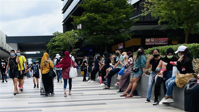 新加坡 疫情
